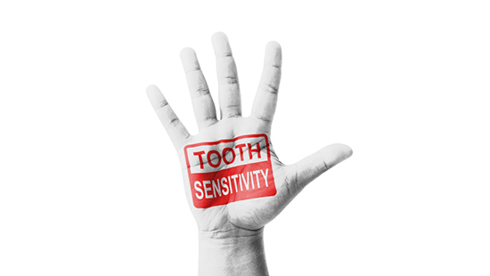 Sensitive Teeth and what you can do about it.
