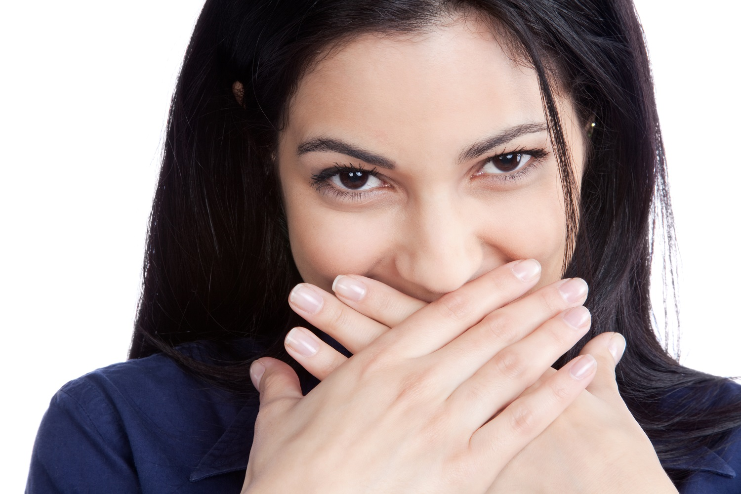 Don't hide your smile - Imperial Dental Center, Sugar Land, TX