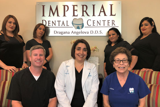The Team at Imperial Dental Center
