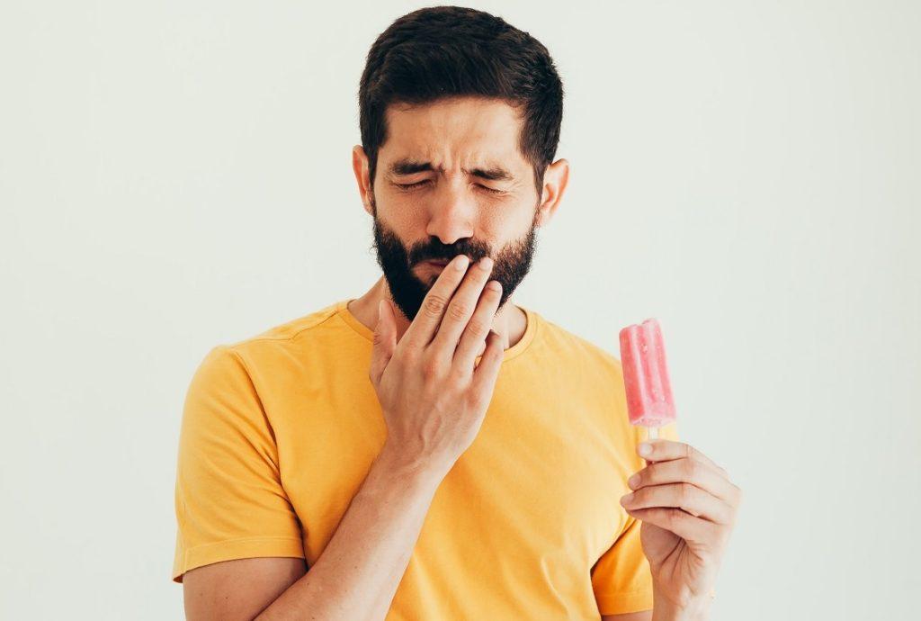 tooth sensitivity - dental hygiene - dentist near me