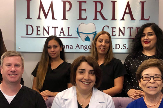 imperial-dental-center-team-photo-october-2019